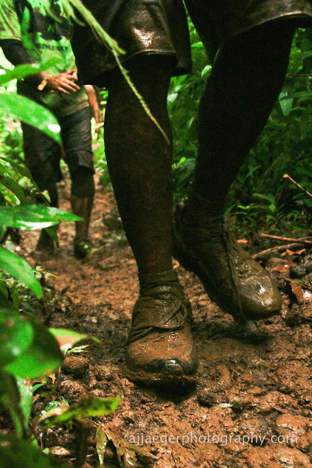 Spartan Race Hawaii Beast Mud