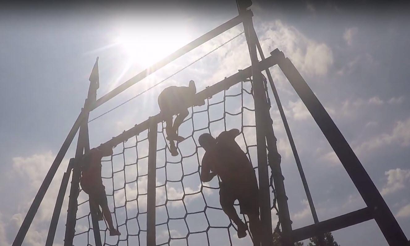 BoneFrog Atlanta Cargo Climb