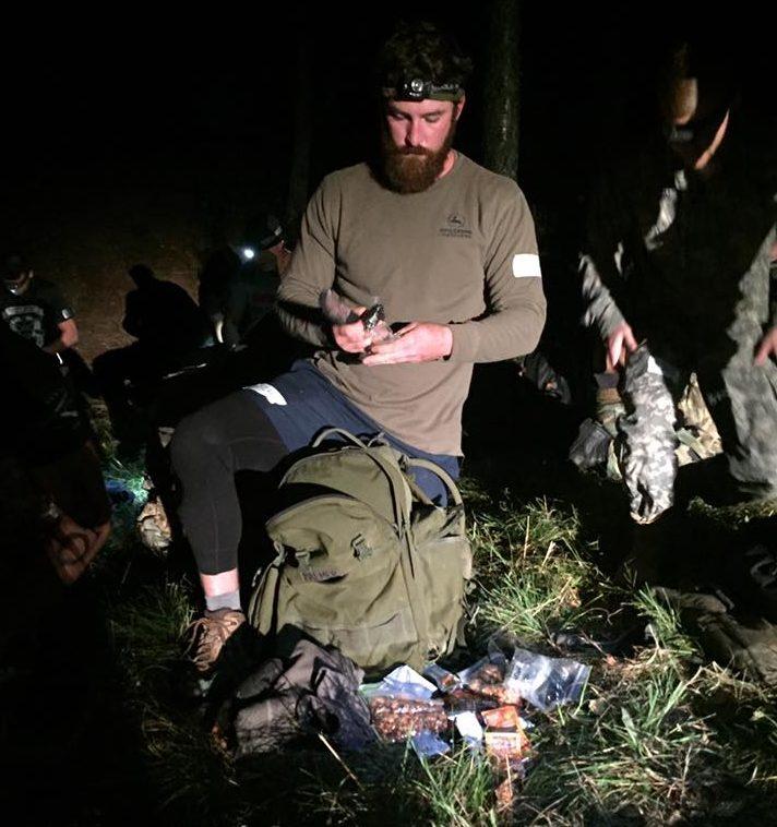 Green Beret BEL ruck prep