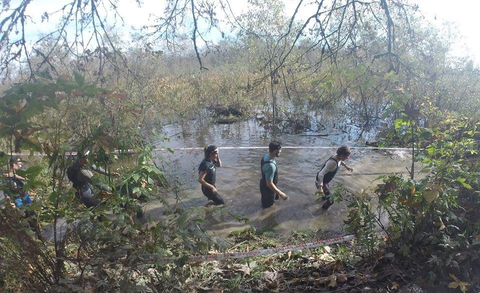 Spartan Race Snohomish - Water Crossing