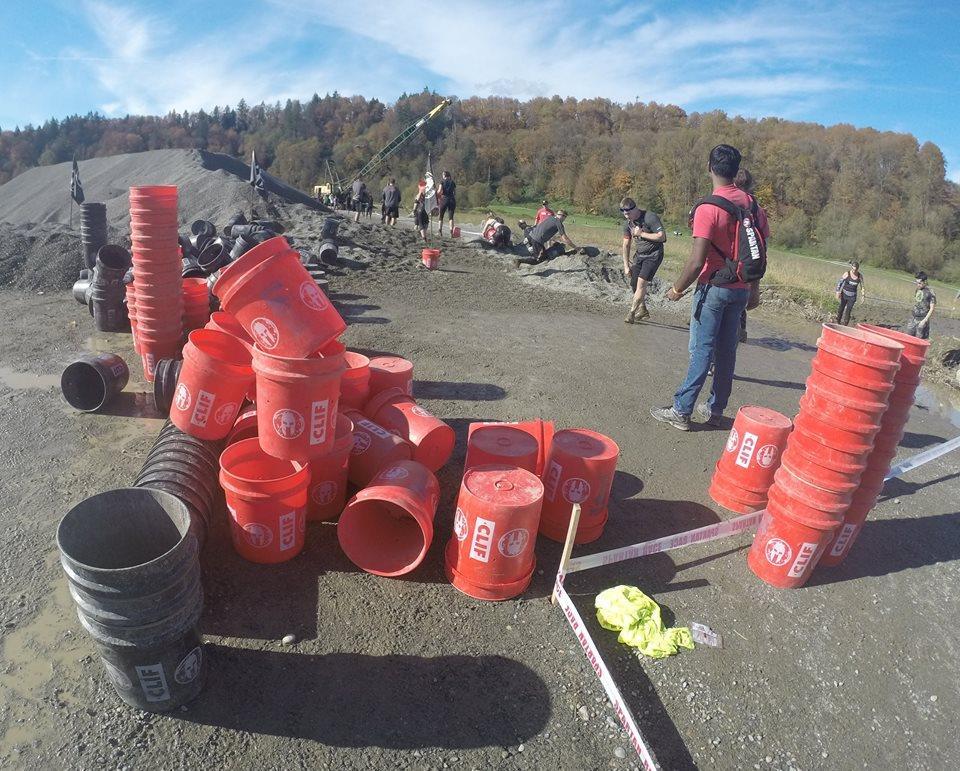 Spartan Race Snohomish - Bucket Brigade 2