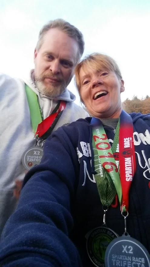 Spartan Race Snohomish - Finishers