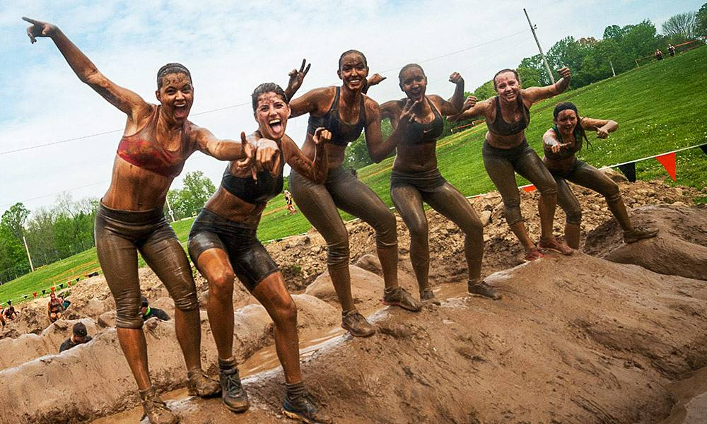 Tough Mudder CW