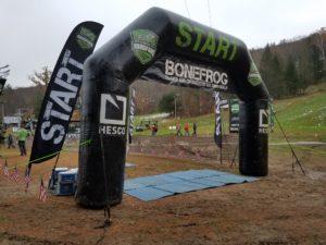 BoneFrog Championships - Start