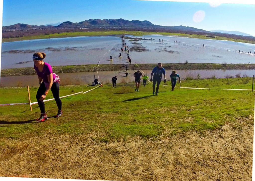 Spartan SoCal - Water Crossing