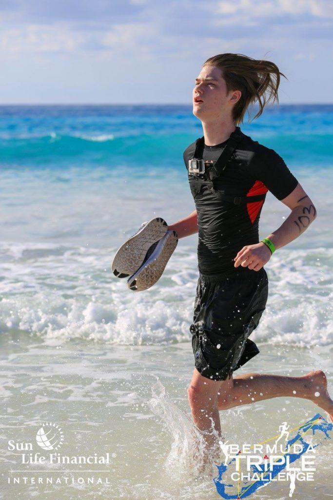 Bermuda Triple Challenge Beach 1