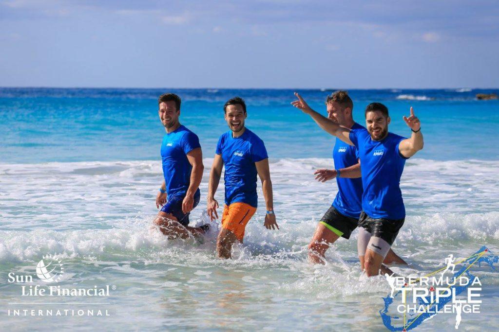 Bermuda Triple Challenge Beach 2