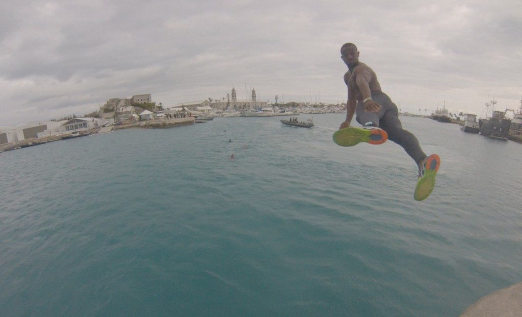 Bermuda Triple Challenge Money Shot