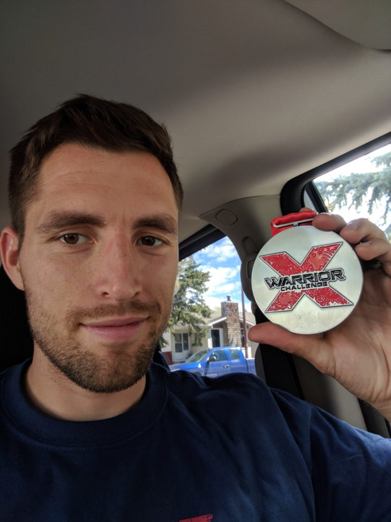 Xwarrior Challenge (7) Medal