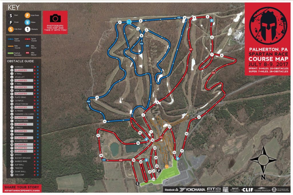 Palmerton-Sprint-#1-Map
