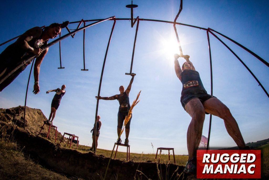 Rugged Maniac Calgary 2017 Swing