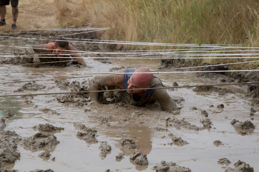 Muddy Warrior Crawl
