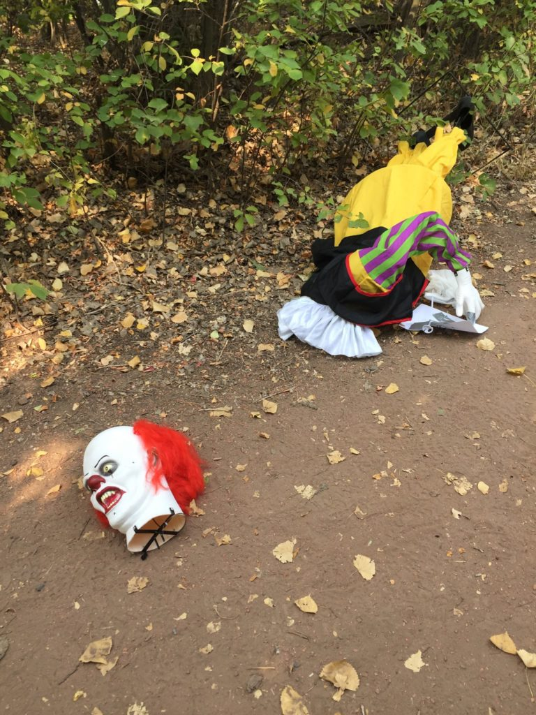 Clown LSU