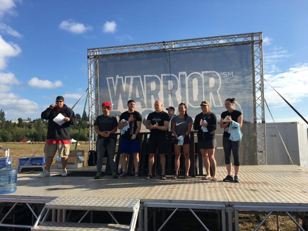 Warrior-Dash-Washington-2017-Podium
