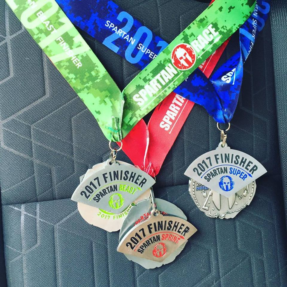 Spartan-Seattle-Beast-Trifecta-Medals