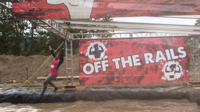 Rugged Maniac Off the Rails