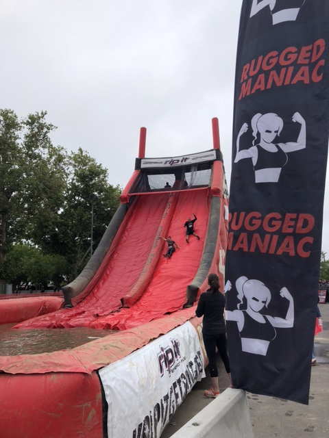 Rugged Maniac The Accelerator 3.0
