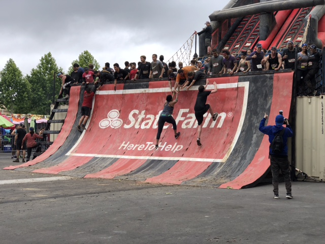 Rugged Maniac The Warped Wall