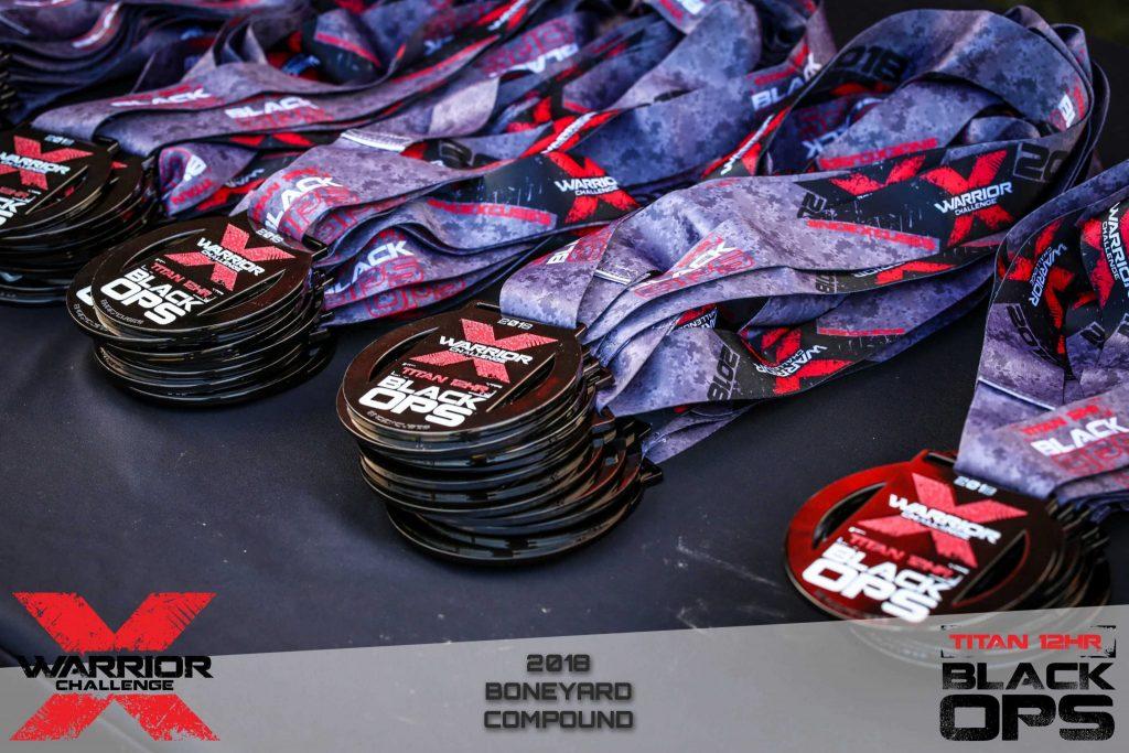 X-Warrior-Medals