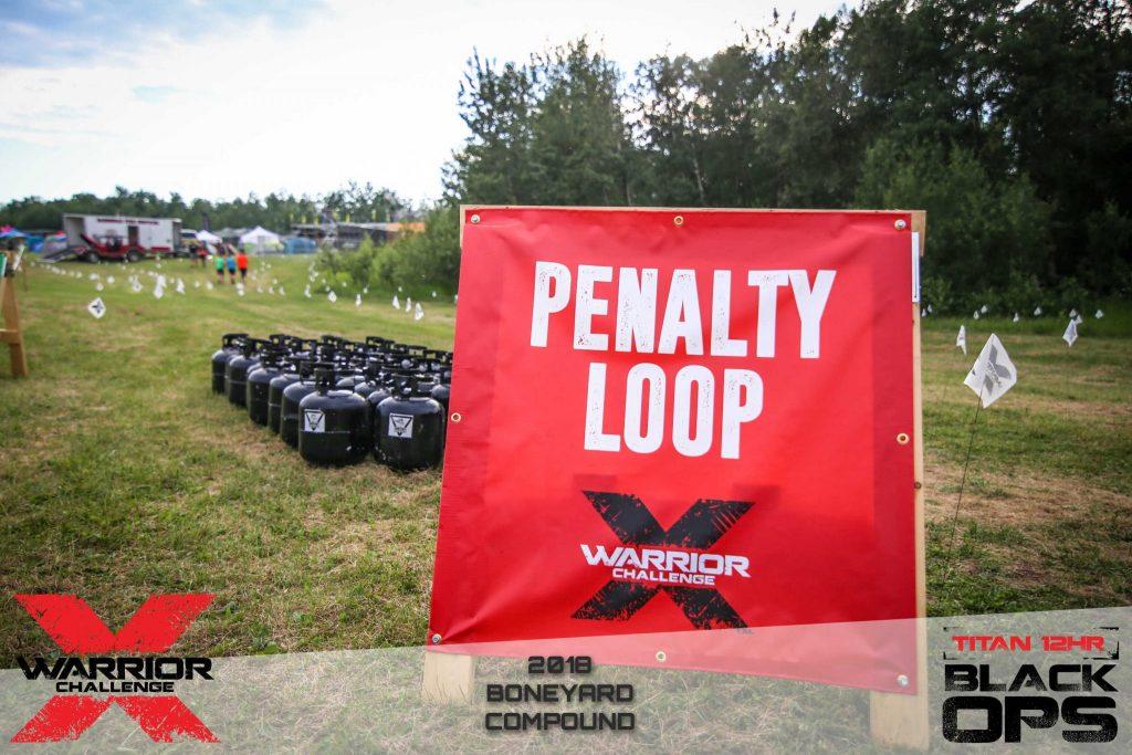 X-Warrior-Penalty-Loop