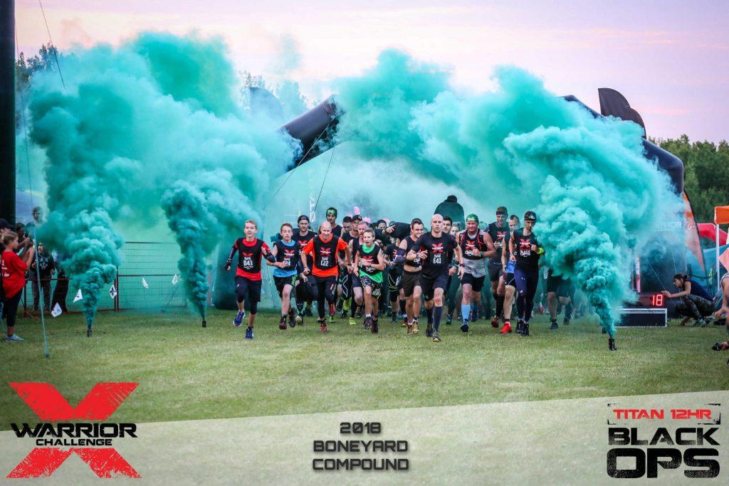 X-Warrior-Start
