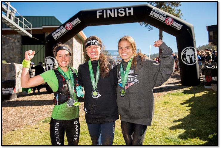 Spartan Tahoe Women 2018