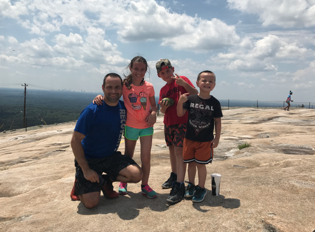 World's Toughest Mudder Stone Mountain