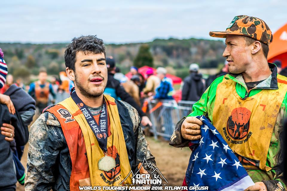 Worlds Toughest Mudder Mendoza