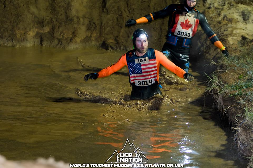 Worlds Toughest Mudder Woods