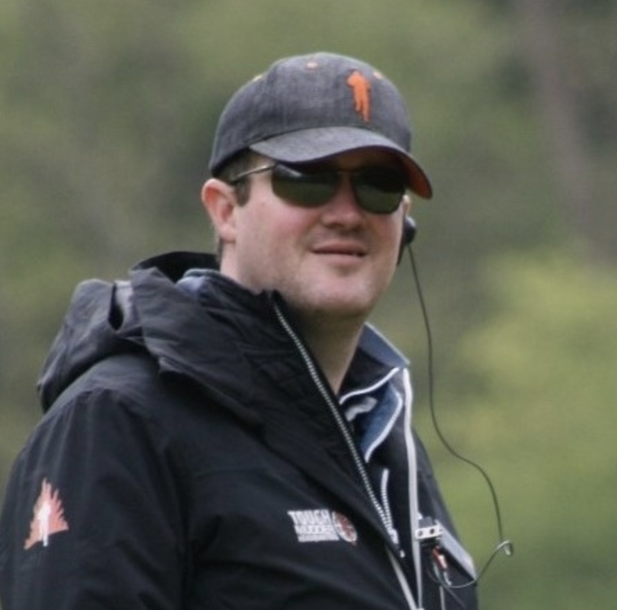 Giles Chater - Managing Director UK Tough Mudder
