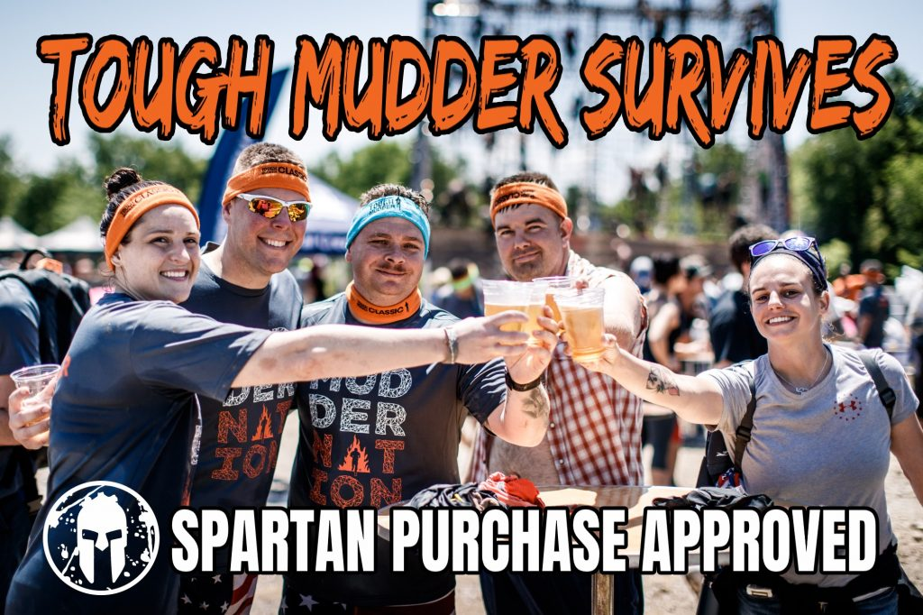 Tough Mudder Back in Business