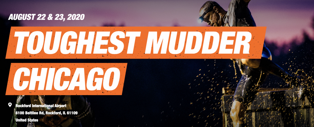 Toughest Mudder Chicago