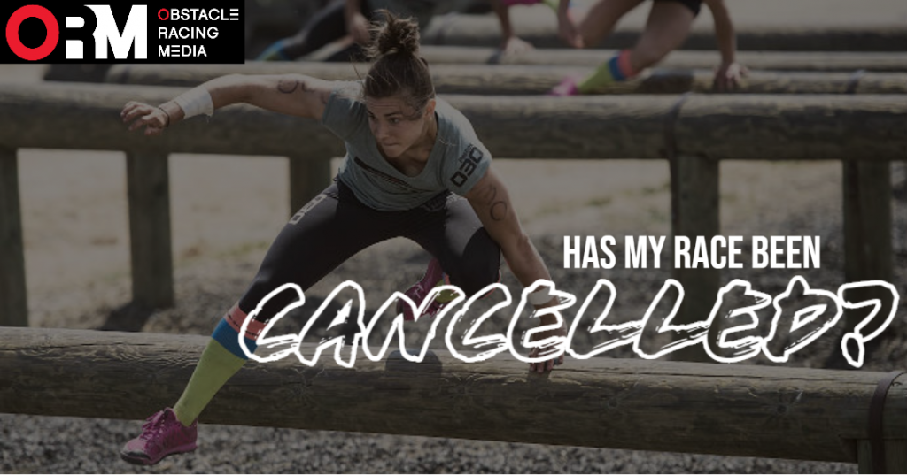 Spartan Race Cancel
