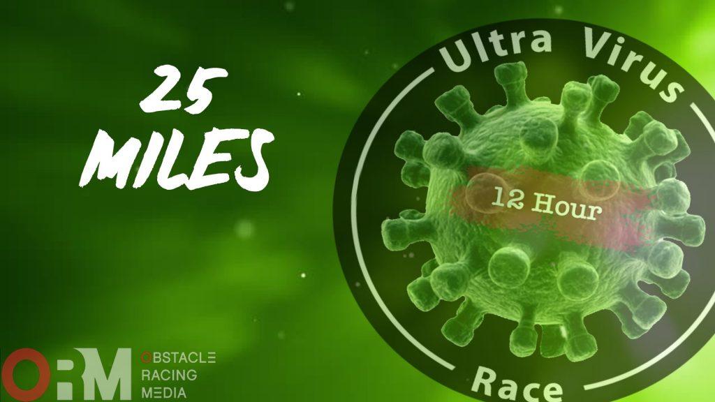 25 miles Ultravirus