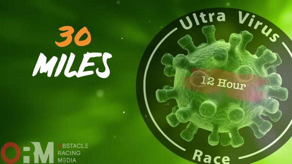 30 miles Ultravirus race