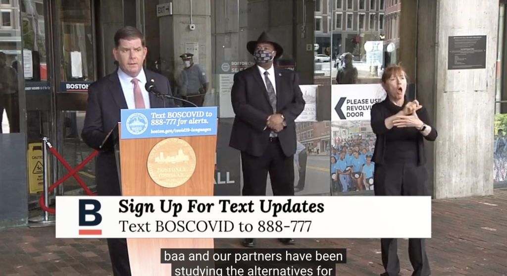 Boston Marathon Cancel Mayor