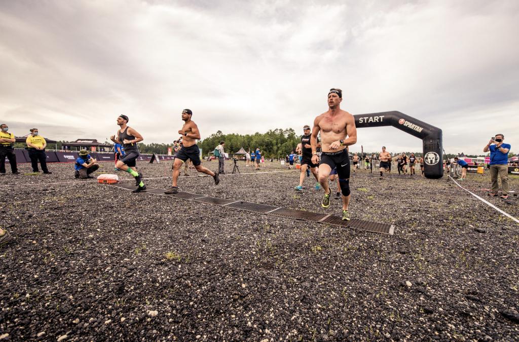 Spartan Race Pandemic