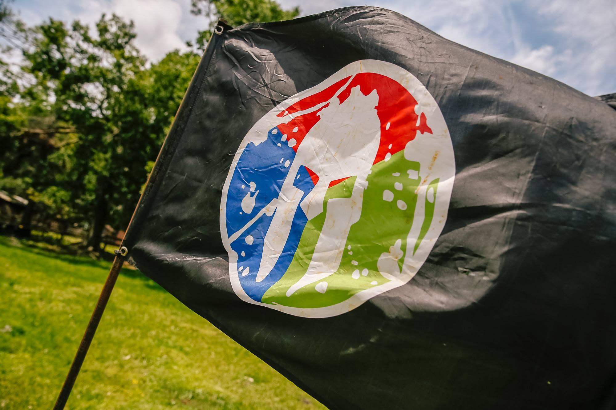 Spartan-Flag