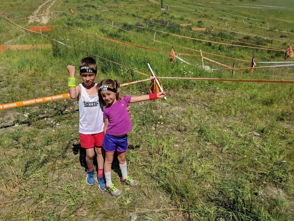 Kimberely Kids race